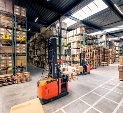 Warehouse of WKK Nederland